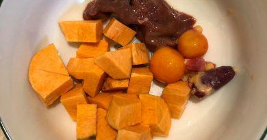 Cách nấu các món cháo dinh dưỡng cho bé(P2)
