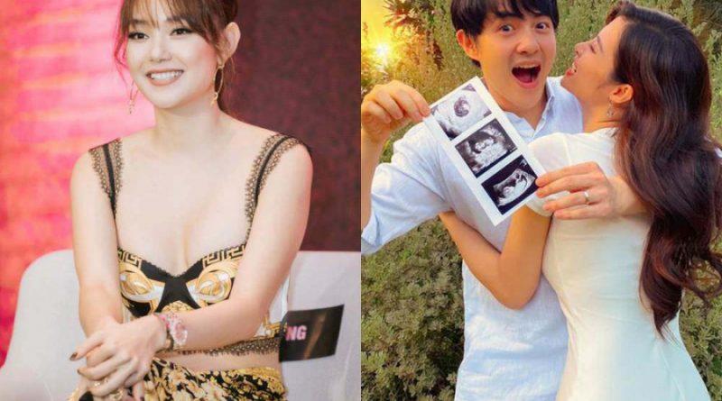 Đông Nhi bị chỉ trích vì làm lố mở tiệc khoe giới tính của con, Minh Hằng lập tức lên tiếng bênh vực